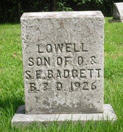 Lowell Russell Badgett