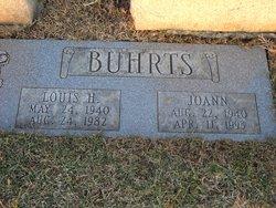 Joann <i>Cheshier</i> Buhrts