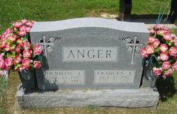 Frances L. <i>Banks</i> Anger