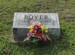 Sarah Ella <i>Beckemeyer</i> Boyer
