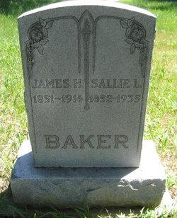 Sallie Lydia <i>Shaw</i> Baker