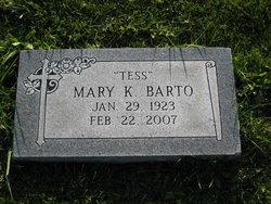 Mary Kathleen <i>Boyer</i> Barto