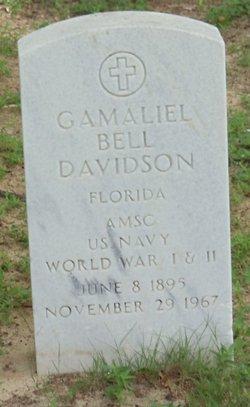 Gamaliel Bell Davidson