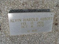 Alvin Harold Abbott