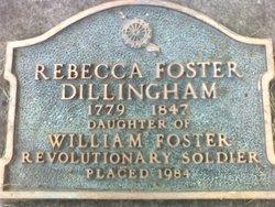 Rebecca <i>Foster</i> Dillingham