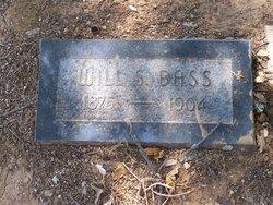 William Stephen Bass