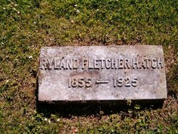 Ryland Fletcher Hatch