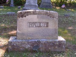 Jennie M <i>Hanks</i> Hatch