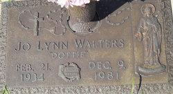 Jo Lynn <i>Dottie</i> Walters