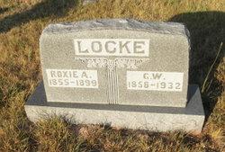 Roxy Ann Parthany <i>Huggins</i> Locke