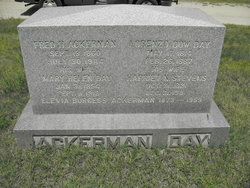 Mary Helen <i>Day</i> Ackerman
