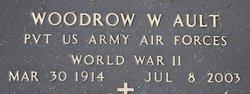 Woodrow W Ault