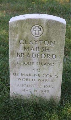Clayton Marsh Bradford