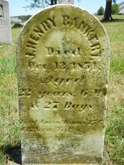 J Henry Bankert