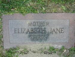 Elizabeth Jane <i>Self</i> Terry