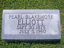 Pearl <i>Blakemore</i> Elliott