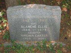 Blanche <i>Ellis</i> Whitney