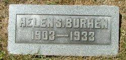 Helen Suzella <i>Lyons</i> Burhen