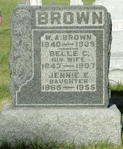 Belle C Brown