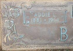 Addie L. Beck