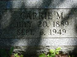 Carrie M. Bentzel