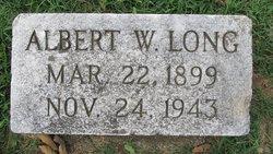 Albert Wellington Long