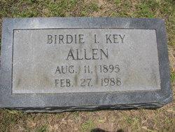Birdie Irene <i>Fomby</i> Allen