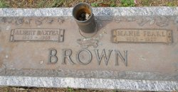 Manie Pearl <i>Hardy</i> Brown