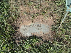 Pvt Fred Marshall Akers