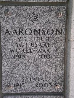 Sylvia Aaronson
