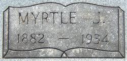 Myrtle J. <i>Brown</i> Baugh