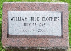 William Joe Bill Clothier
