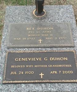 Rex Duhon