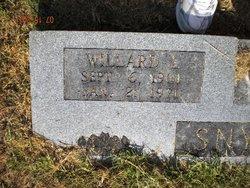 Willard Lowell Snyder