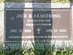 Jack R. Armstrong