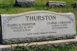 Elmira Bernice <i>Mann</i> Thurston