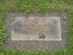 Pvt Kristian Aarteig
