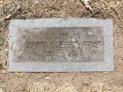 Jeanne Elizabeth Frost