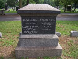 Rachel T <i>Illman</i> Fell