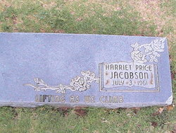 Harriet Price Jacobson
