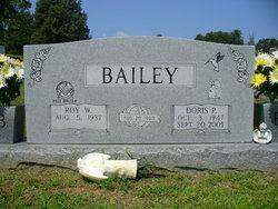 Doris Marie <i>Purkey</i> Bailey