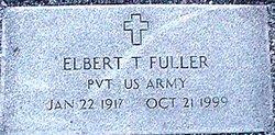 Elbert T. Dick Fuller, Sr