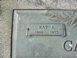 Ray Adelbert Carter