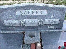 Ernest Jackson Barker