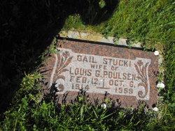 Gail <i>Stucki</i> Poulsen