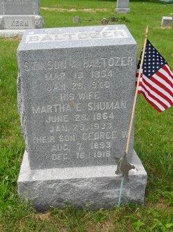 George W. Baltozer
