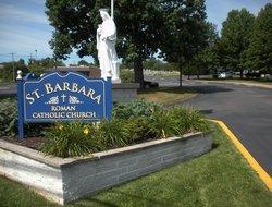 Saint Barbara Roman Catholic Cemetery