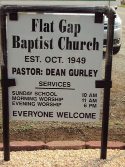 Flat Gap Baptist Church Cemetery