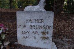 Willie Washington Brunson