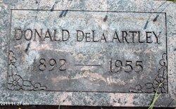 Donald DeLa Artley